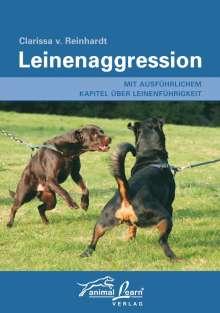 Clarissa von Reinhardt: Leinenaggression, Buch