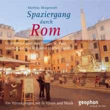 Matthias Morgenroth: Spaziergang durch Rom. CD, CD