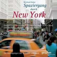 Spaziergang durch New York. CD, CD