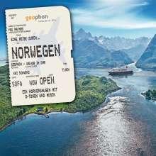 Kai Schwind: Eine Reise durch Norwegen, CD