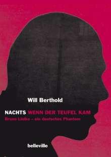 Will Berthold: Nachts wenn der Teufel kam, Buch