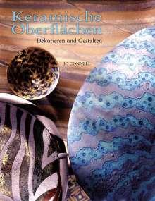 Jo Connell: Keramische Oberflächen, Buch