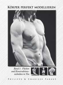 Philippe Faraut: Körper perfekt modellieren, Buch