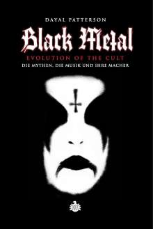 Dayal Patterson: Black Metal - Evolution Of The Cult, Buch