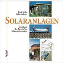 Heinz Ladener: Solaranlagen, Buch
