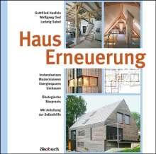 Gottfried Haefele: HausErneuerung, Buch