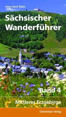 Hans-Gerd Türke: Sächsischer Wanderführer 04, Buch