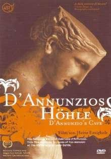 D'Annunzios Höhle, DVD