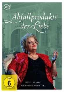 Abfallprodukte der Liebe, DVD
