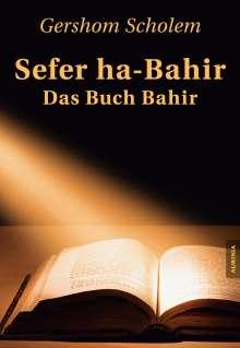 Das Buch Bahir - Sefer ha-Bahir, Buch