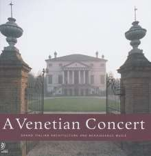 A Venetian Concert (4CDs + Bildband), 4 CDs