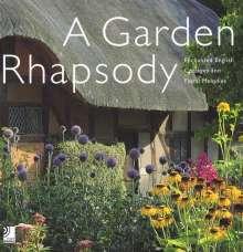 A Garden Rhapsody. Buch & 4 CDs, Buch