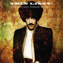 Thin Lizzy: Vagabonds, Kings, Warriors, Angels, 4 CDs