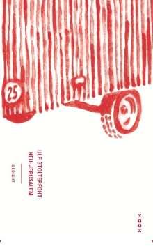 Ulf Stolterfoht: Neu-Jerusalem, Buch