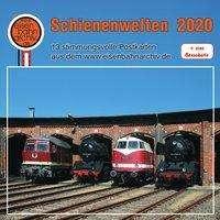 Thomas Böttger: Schienenwelten 2020, Diverse