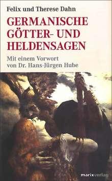 Felix Dahn: Germanische Götter- und Heldensagen, Buch