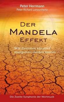 Peter Herrmann: Der Mandela-Effekt, Buch