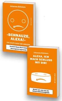 """Johannes Bröckers: Das """"Ich kaufe nicht bei Amazon""""-Paket, Buch"""