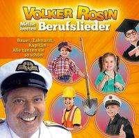 Volker Rosin: Meine besten Berufslieder, CD