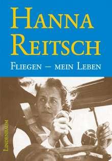 Hanna Reitsch: Fliegen - mein Leben, Buch