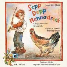 Sepp Depp Hennadreck. CD, CD