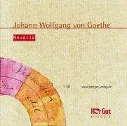 Johann Wolfgang Von Goethe Novelle Cd Jpc