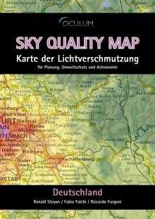 Ronald Stoyan: Sky Quality Map Deutschland, Diverse