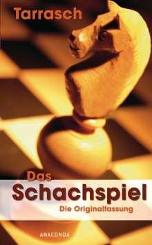 Siegbert Tarrasch: Das Schachspiel, Buch
