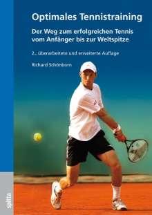 Richard Schönborn: Optimales Tennistraining, Buch