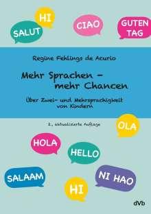 Regine Fehlings de Acurio: Mehr Sprachen - mehr Chancen, Buch
