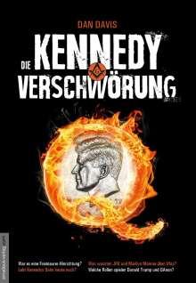 Dan Davis: Die Kennedy-Verschwörung, Buch