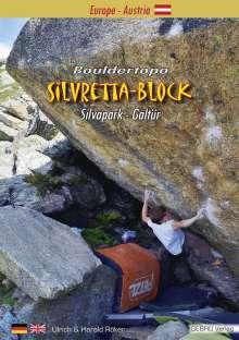 Harald Röker: Silvretta-Block, Buch