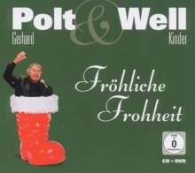 Gerhard Polt: Fröhliche Frohheit (CD + DVD), 2 CDs