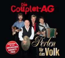 Couplet-AG: Perlen für das Volk, CD