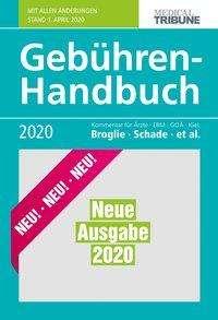 Maximilian Broglie: Gebühren-Handbuch 2020, Buch