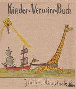 Joachim Ringelnatz: Kinder-Verwirr-Buch, Buch
