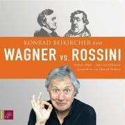 Edmond Michotte: Wagner vs. Rossini, CD