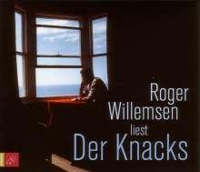 Roger Willemsen (1955-2016): Der Knacks, 3 CDs