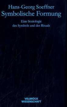 Hans-Georg Soeffner: Symbolische Formung, Buch