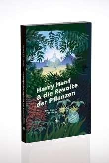 Marcella Barth: Harry Hanf & die Revolte der Pflanzen, Buch