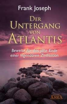 Frank Joseph: Der Untergang von Atlantis, Buch