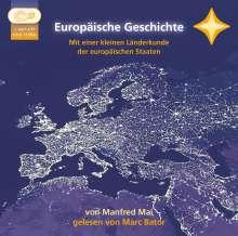 Manfred Mai: Europäische Geschichte, 5 CDs