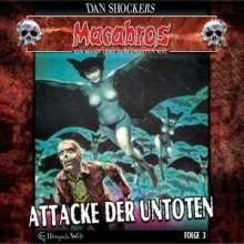 Macabros (Folge 03) - Attake der Untoten, CD