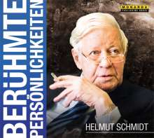Helmut Schmidt, 1 Audio-CD, CD