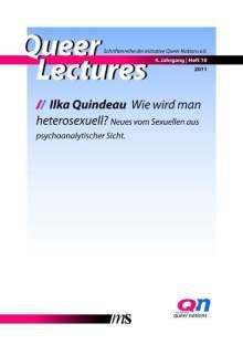 Ilka Quindeau: Wie wird man heterosexuell?, Buch