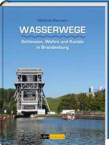 Matthias Baxmann: Wasserwege, Buch