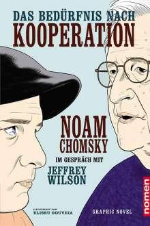 Noam Chomsky: Das Bedürfnis nach Kooperation, Buch