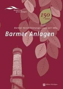 Horst Heidermann: Barmer Anlagen, Buch