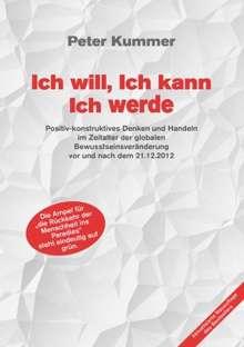 Peter Kummer: Ich will, Ich kann, Ich werde, Buch