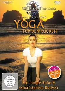Yoga für den Rücken (Deluxe Version), DVD